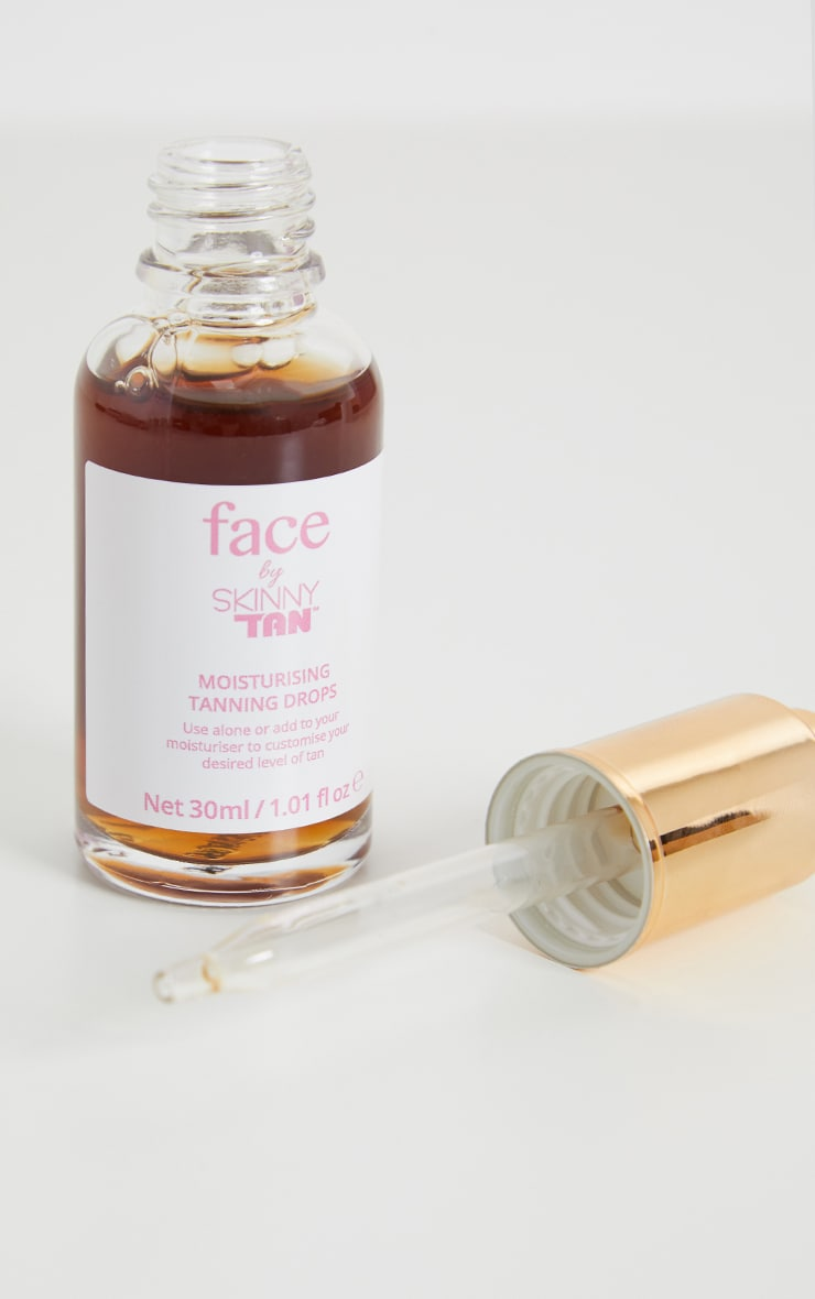 Face By Skinny Tan Illuminating Oil Drops 3