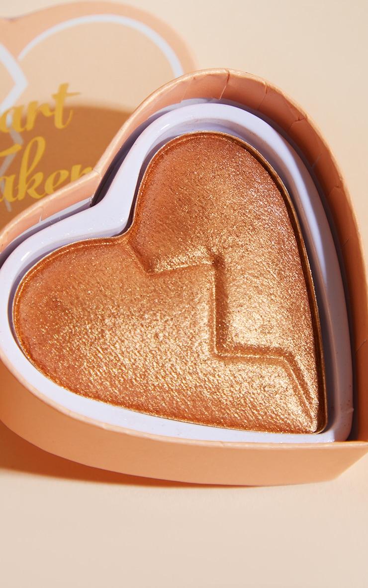 I Heart Revolution Heartbreakers Highlighter Graceful 3