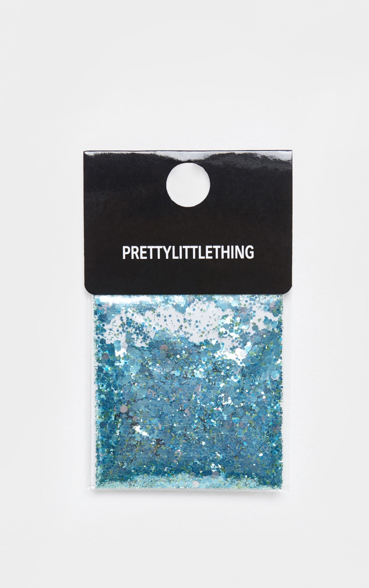 PRETTYLITTLETHING Beauté - Paillettes chunky Neptune  2