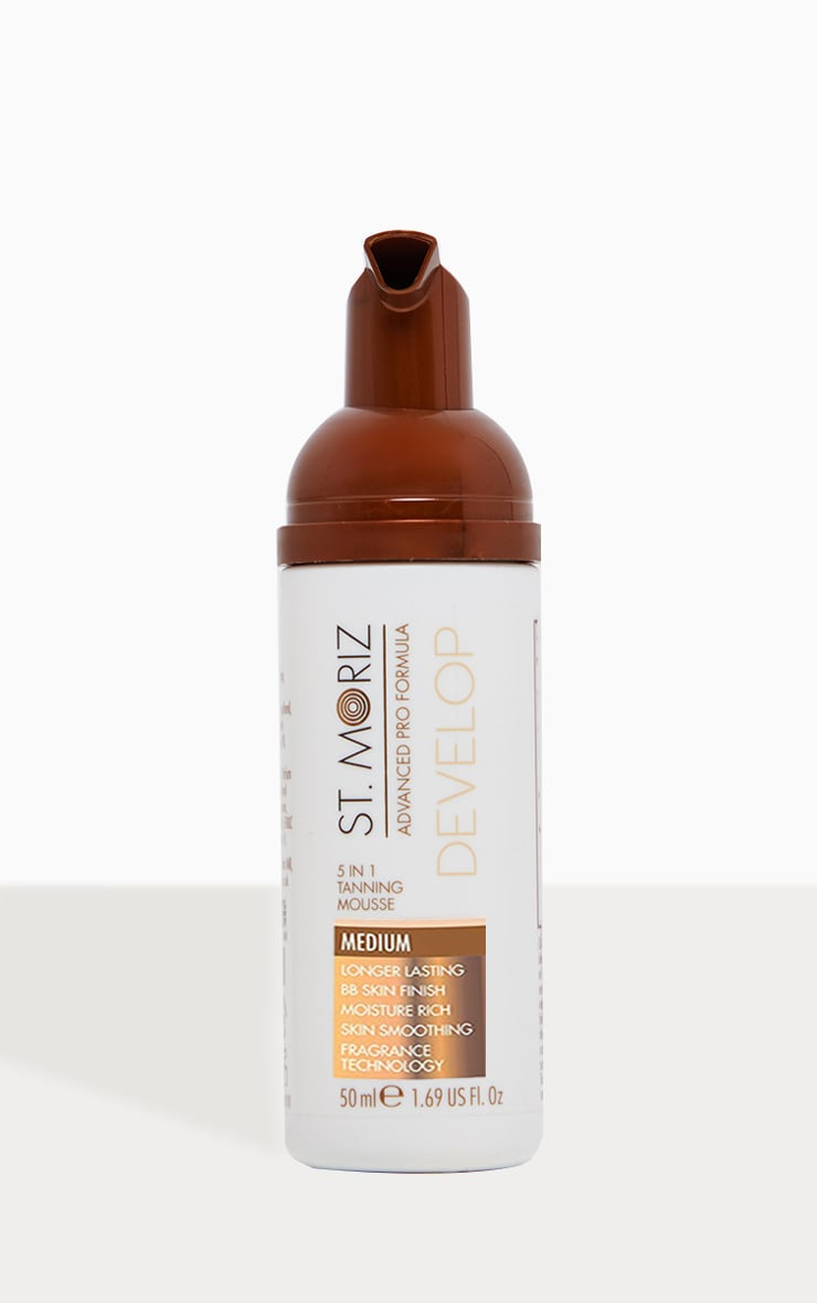 St. Moriz Travel Advanced Professional Formula Medium 50ml 1