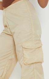 Petite Stone Dip Waist Cargo Pants 4