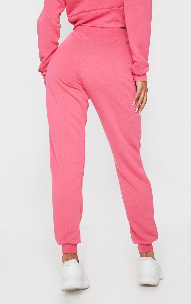 Hot Pink Ultimate Sweat Joggers 3
