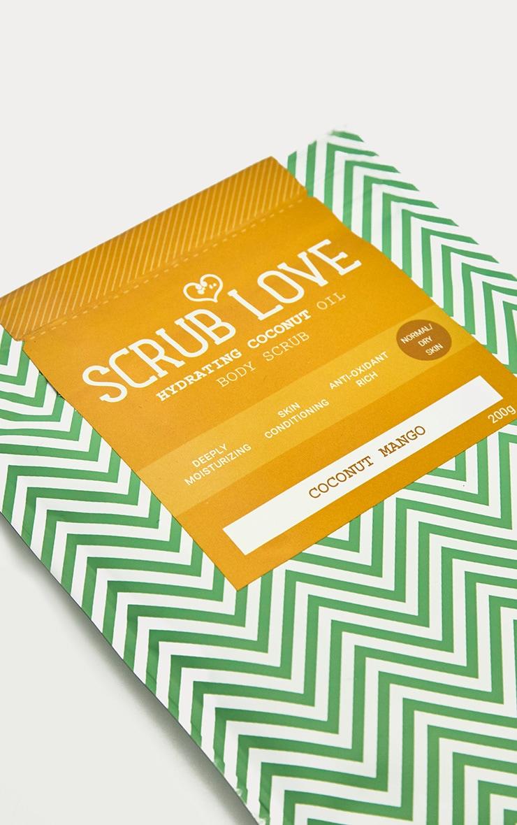 Scrub Love Coconut Mango Body Scrub 2