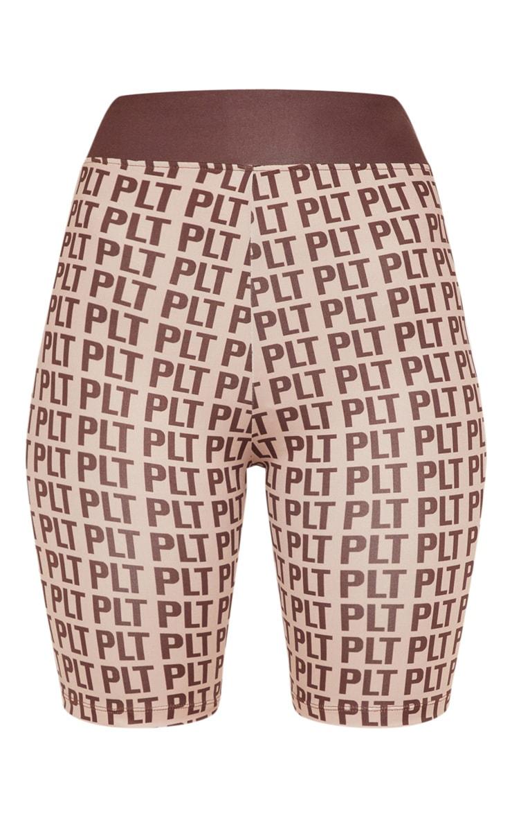 PLT Stone Bike Shorts 4