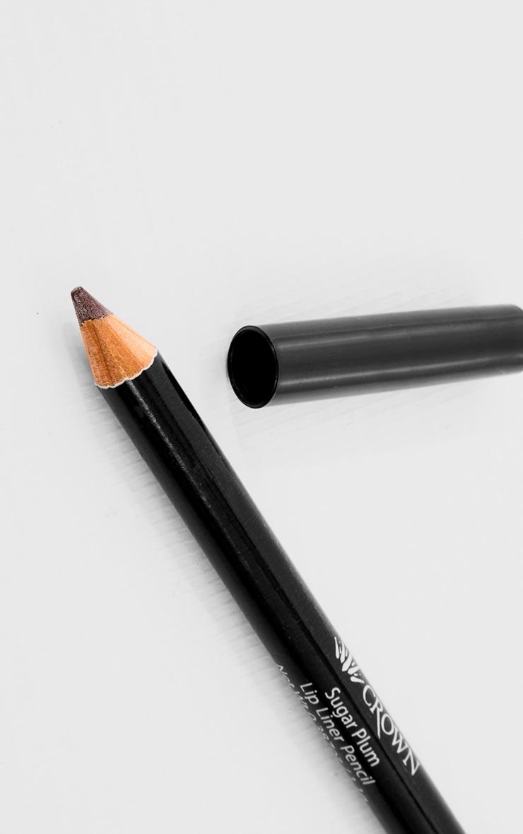 Crown Sugar Plum Lip Pencil 1
