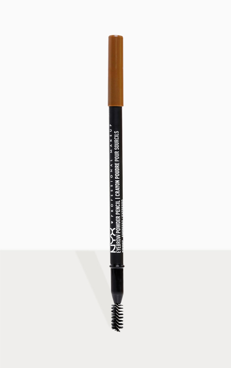 NYX Professional Makeup Eyebrow Powder Pencil Caramel 2