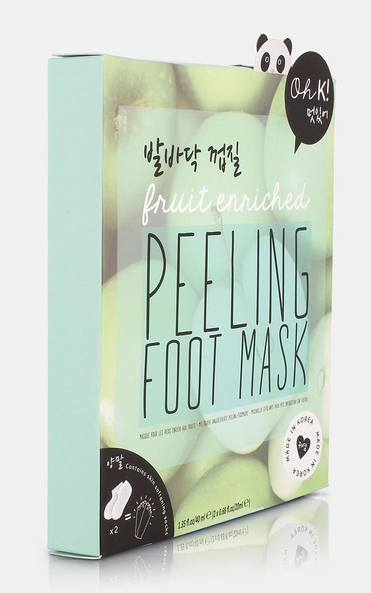 Oh K! Peeling Foot Mask 2
