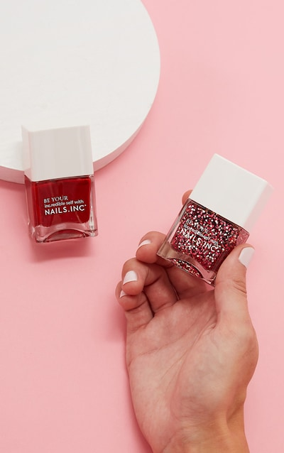 Nails Inc Joyful Nail Polish Duo