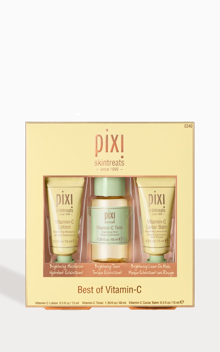 Pixi Best of Vitamin C 3 Step Skincare Kit 3