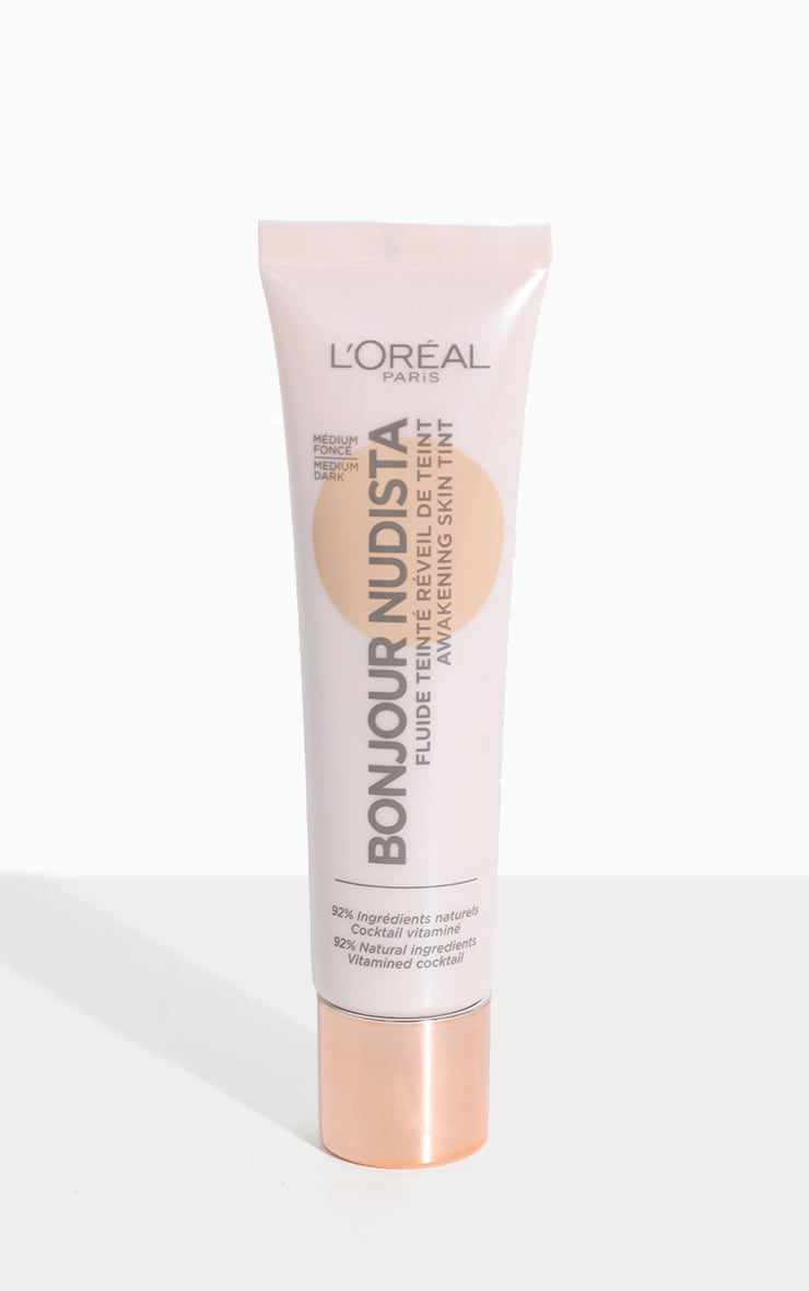 L'Oréal Paris Bonjour Nudista Skin Tint Cream Light
