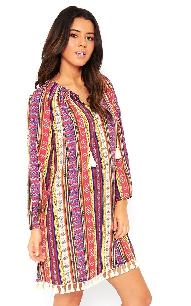 Sherrie Tribal Dress 1
