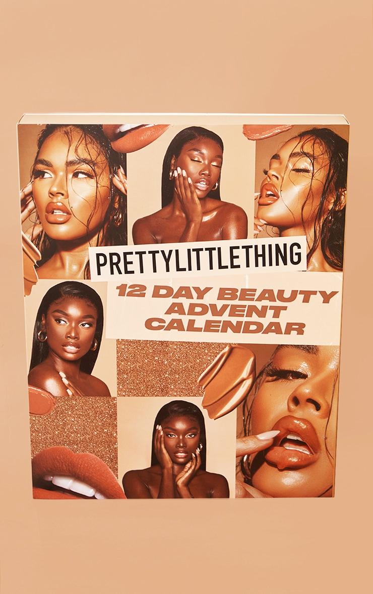 PRETTYLITTLETHING 12 DAY BEAUTY ADVENT CALENDAR (WORTH £108.50) 2