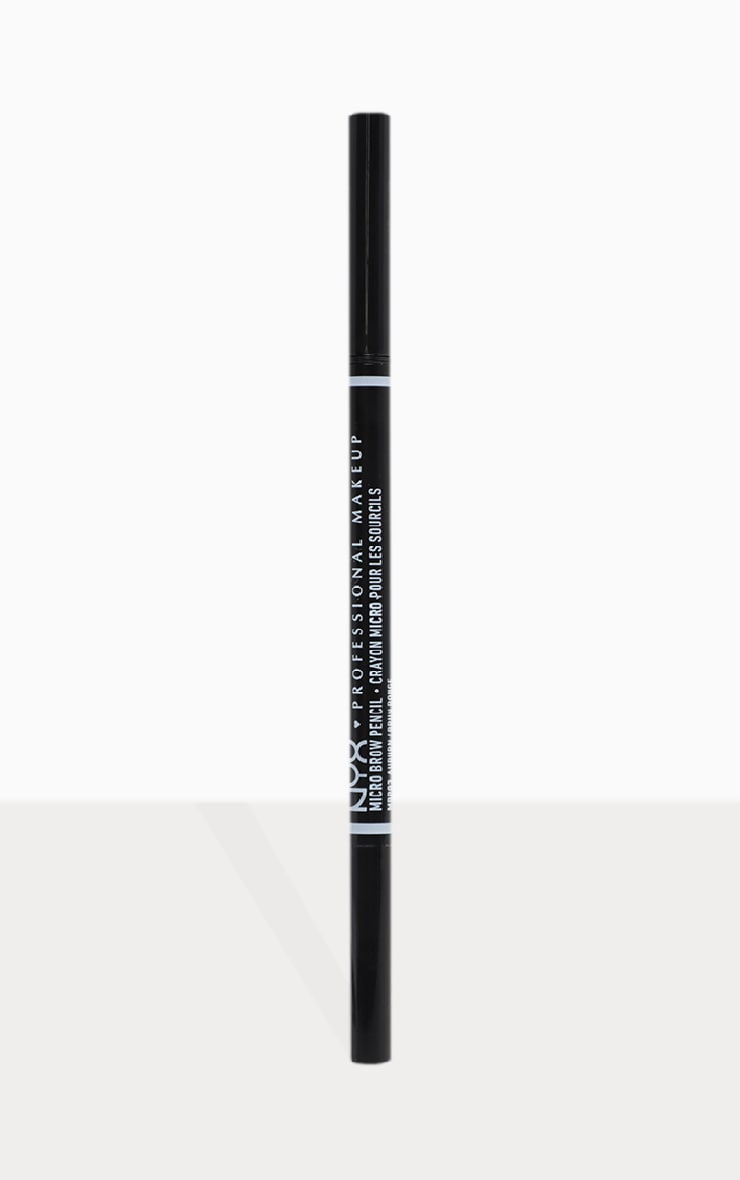 NYX PMU Micro Brow Pencil Auburn 2