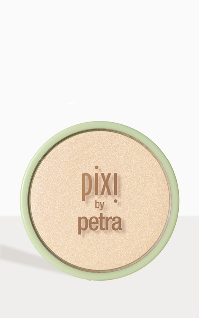 Pixi Glow-y Highlighting Powder Cream-y Gold