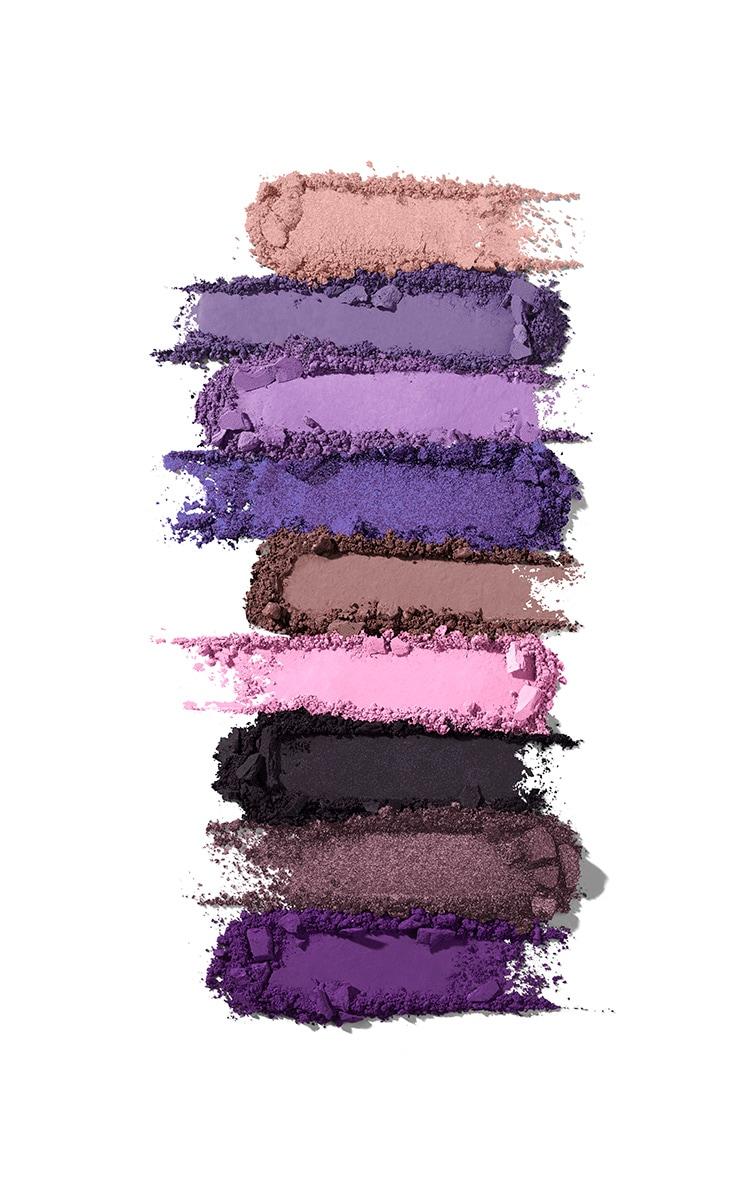 Morphe 9L Lavendaze Artistry Eyeshadow Palette 2