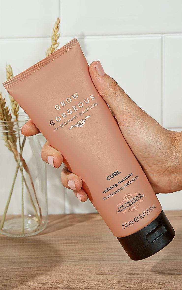 Grow Gorgeous Curl Defining Shampoo 250ml 2