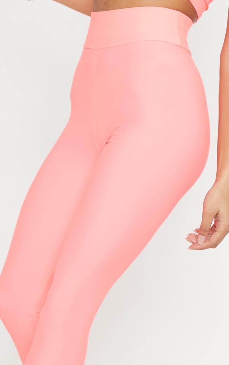 Pink Basic Gym Legging 5