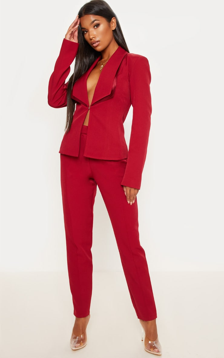 Red Suit Jacket  4