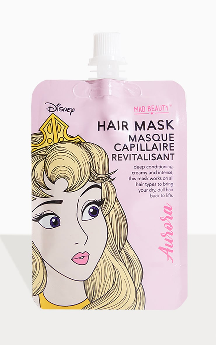 Disney Princess Aurora Hair Mask 1