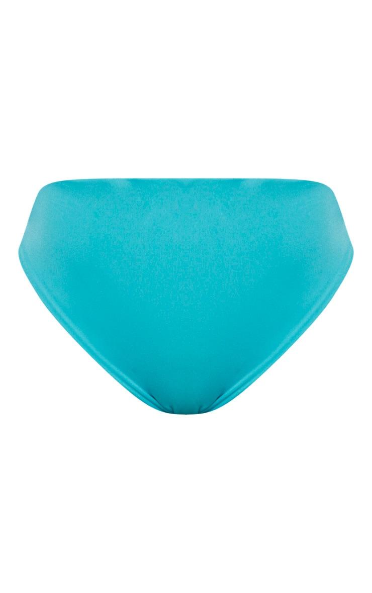 Shape Aqua High Waist High Leg Bikini Bottom 3