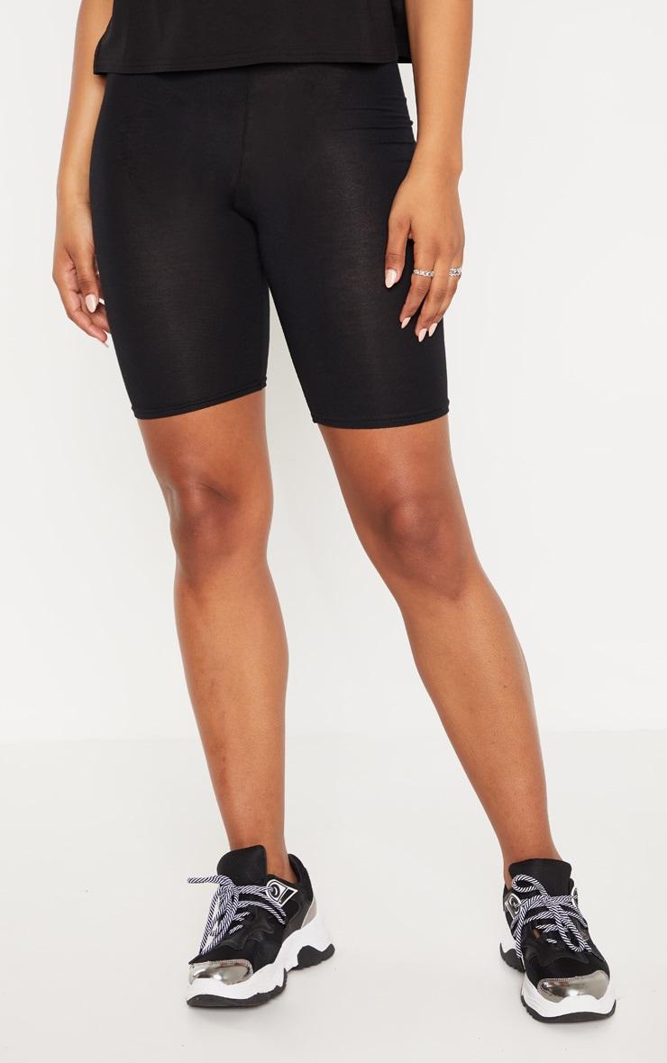 Tall - Short-legging basique noir 2