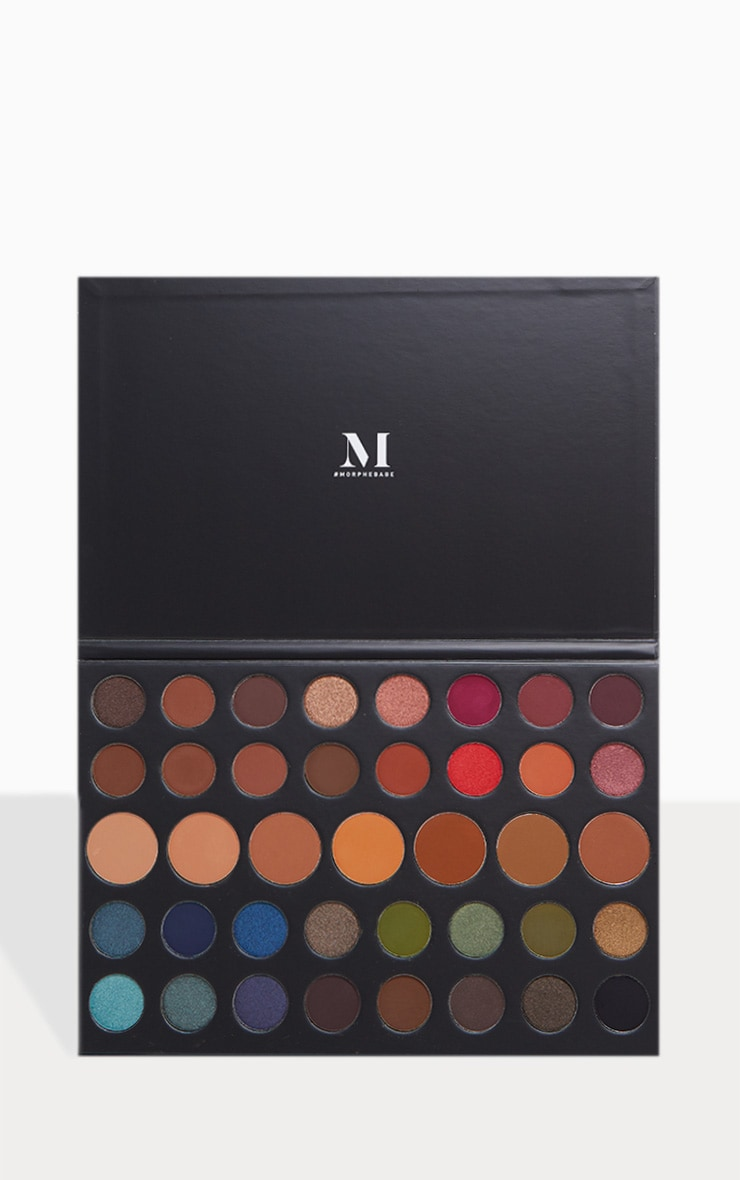 Morphe 39a Dare To Create Eyeshadow Palette