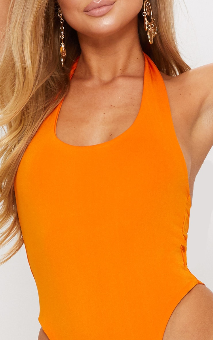 Orange and Snake Two Pack Swimsuit 9