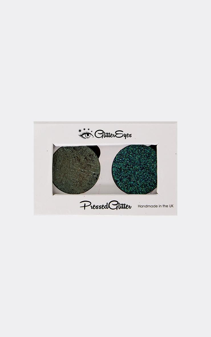 GlitterEyes Genie Duo Palette 1