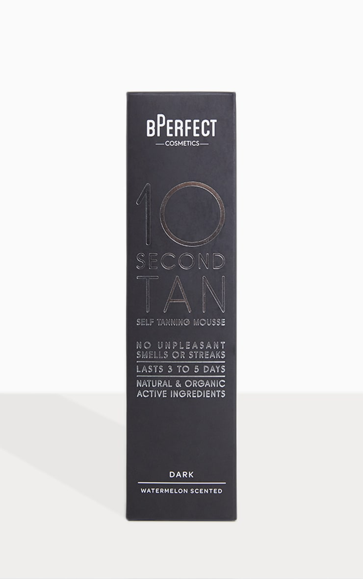 BPerfect 10 Second Tan Dark Watermelon Mousse 2