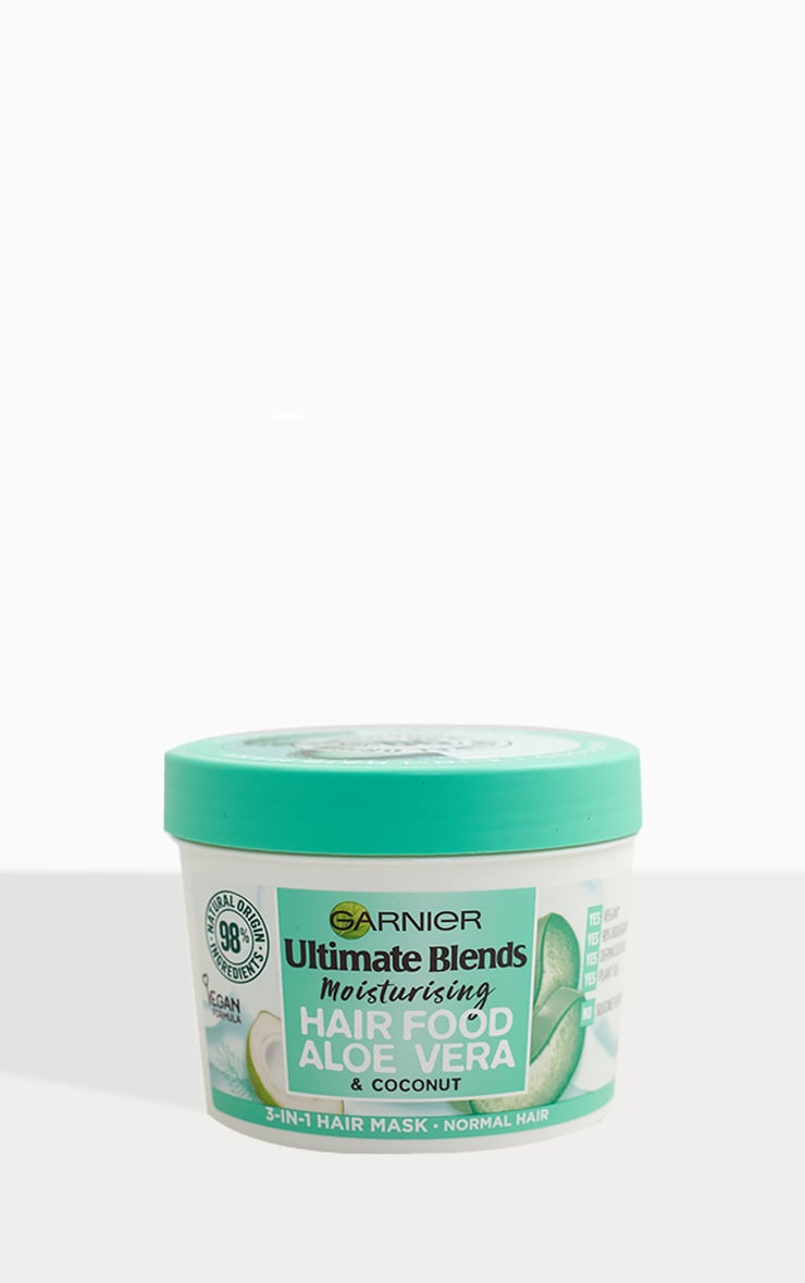 Garnier Ultimate Blends Hair Food Aloe Vera 3-in-1 Normal Hair Mask 2