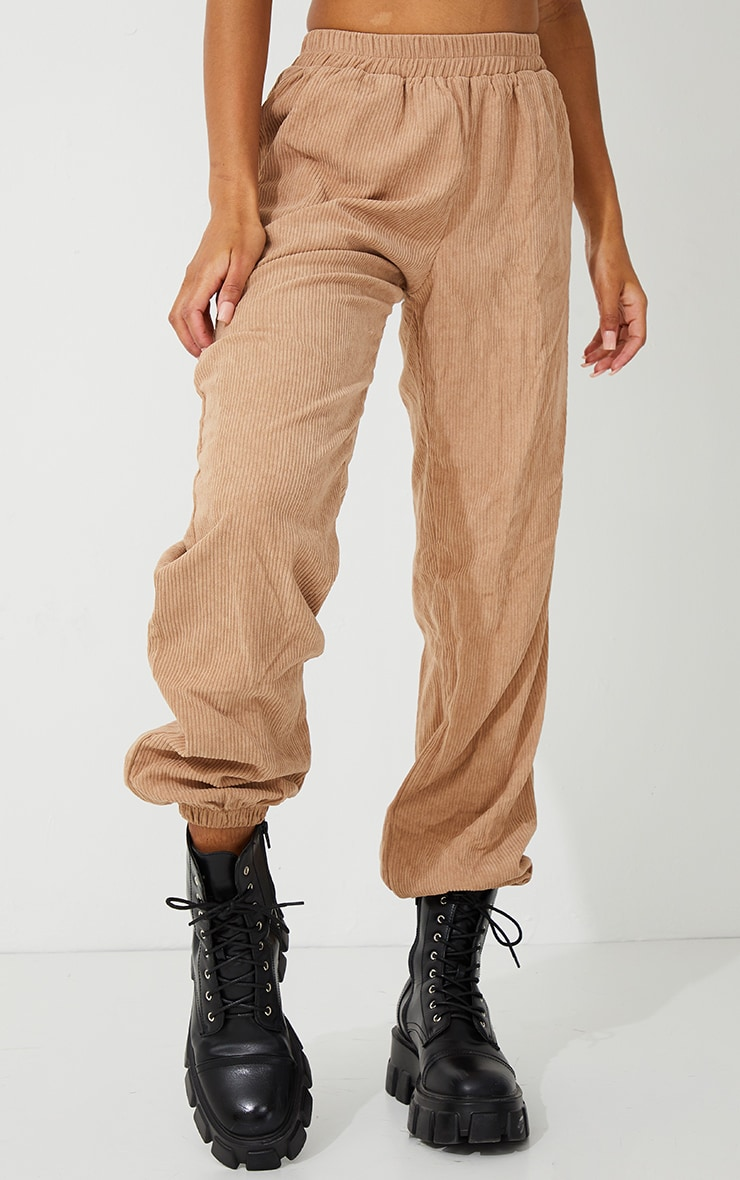 Sand Cord Joggers 2