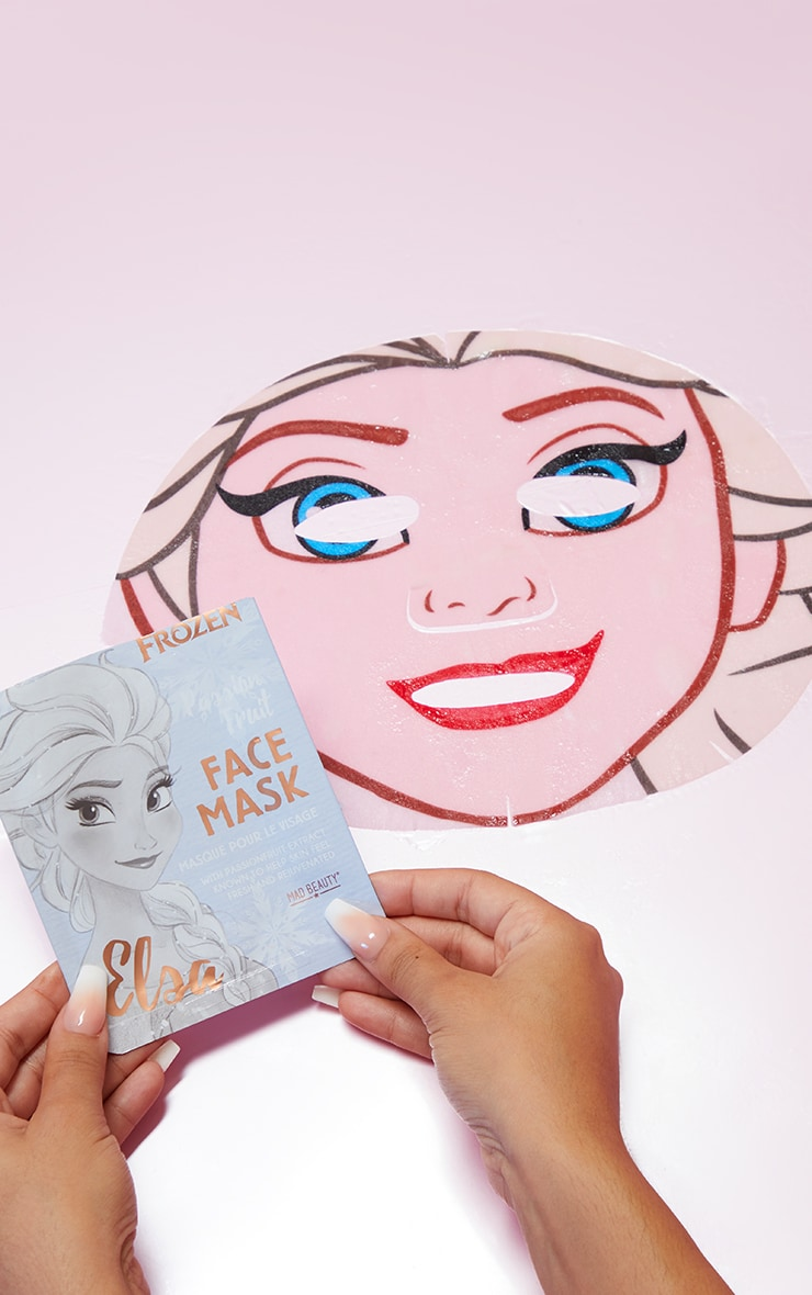 Disney Frozen Face Mask Elsa 1