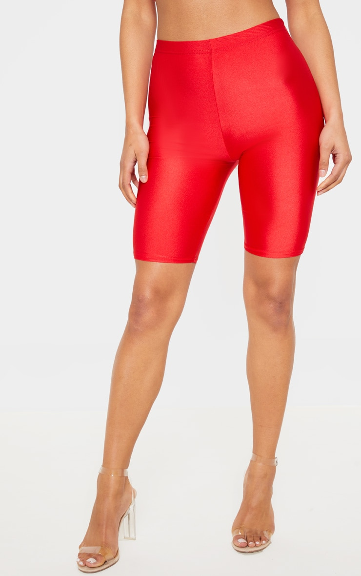 Red Disco Cycle Short 2