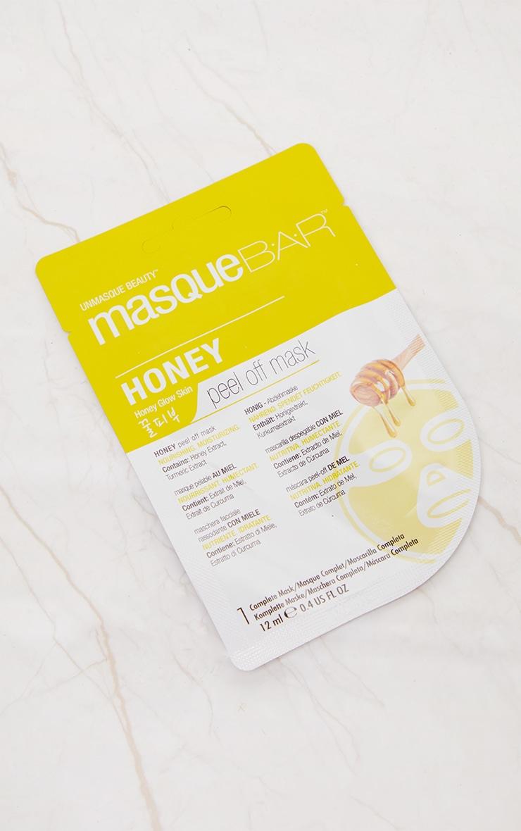 MasqueBar Honey Peel Off Mask 1