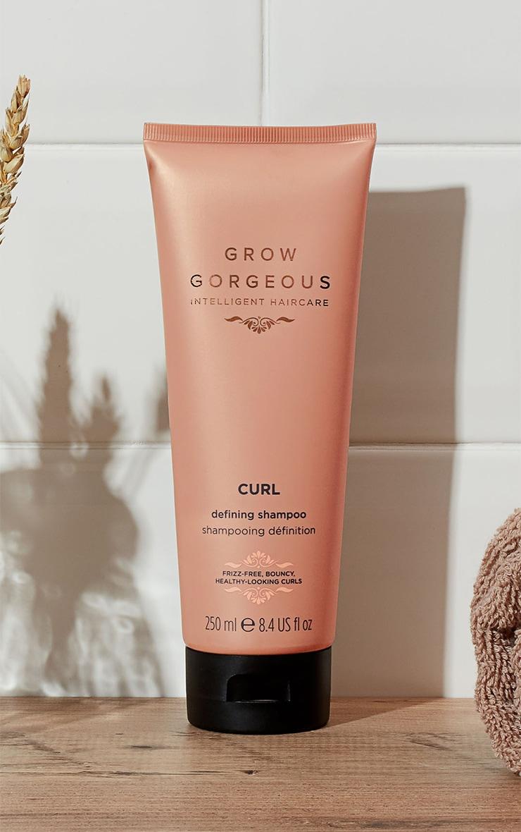 Grow Gorgeous Curl Defining Shampoo 250ml 1