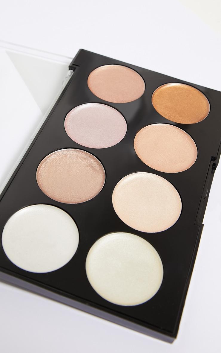 Technic Cream Highlighter Palette 1