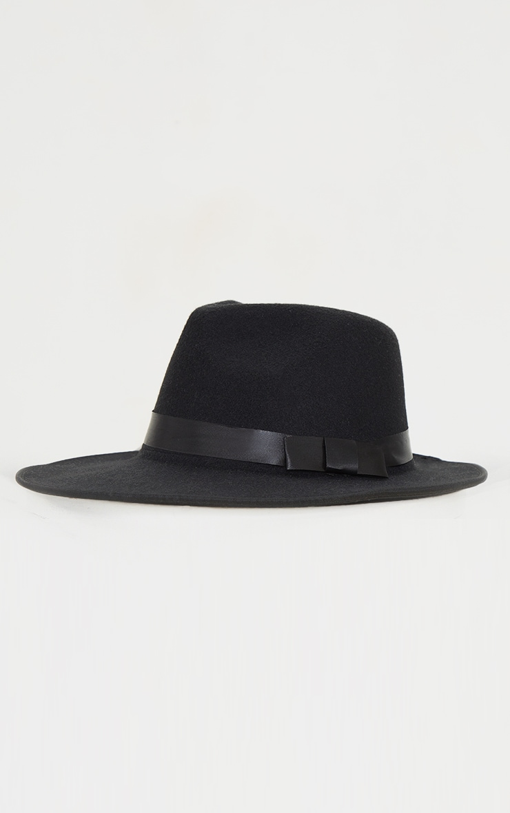 Basic Black Fedora 2