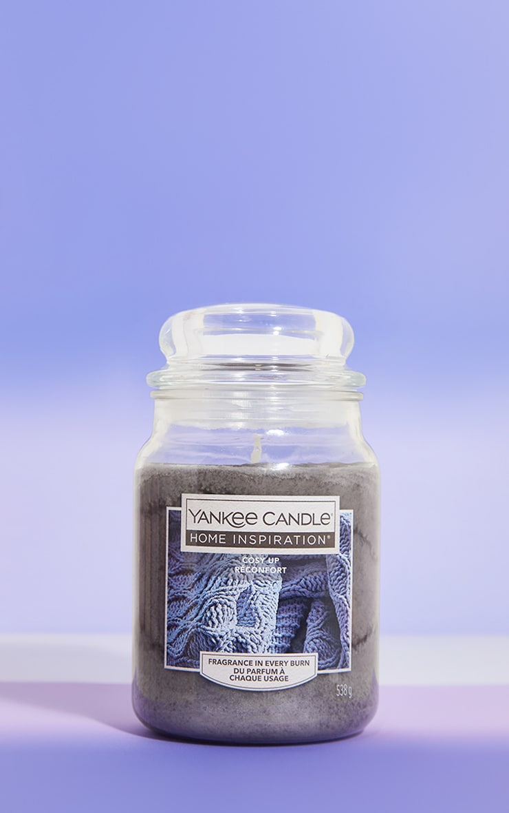 Yankee Candle Home Inspiration Large Jar Cosy Up 1