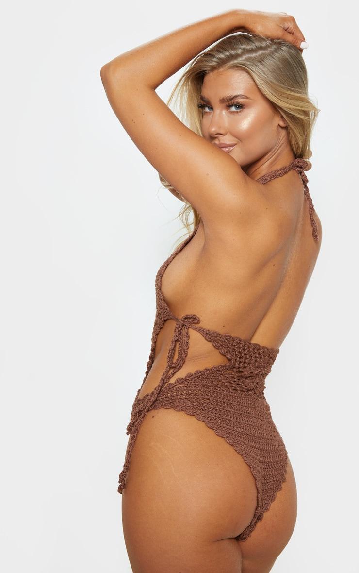 Chocolate Crochet Body 2