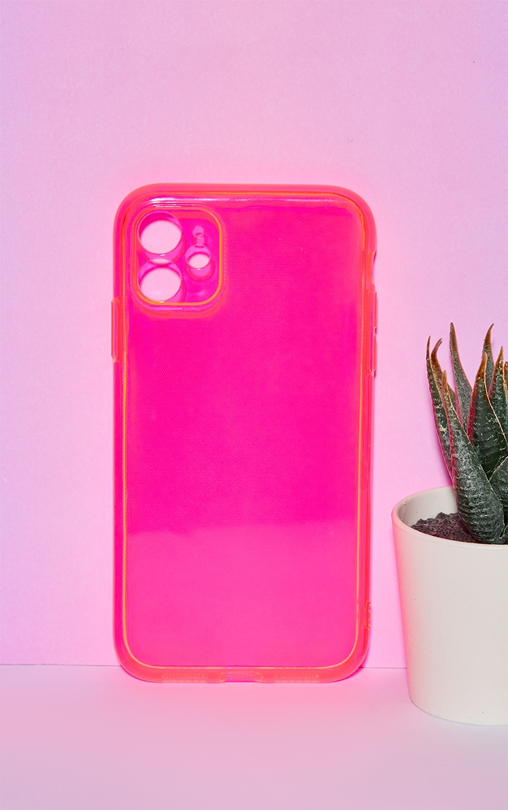 Pink Iphone XR/11 Phone Case 1